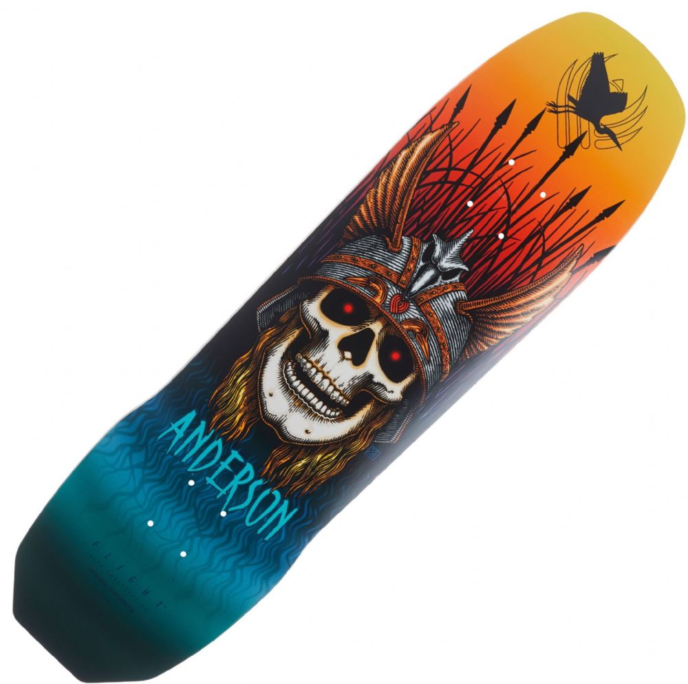 Andy Anderson Skateboard Deck